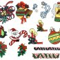 Machine Embroidery Designs CHRISTMAS