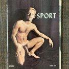 SPORT #2 1968 DSI Physique Photos Chicken Posing Strap Beefcake Nudes Male Vintage