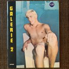 GALERIE #2 1967 DSI AMG Physique Photos Chicken Posing Strap Beefcake Nudes Male Vintage