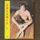 GALERIE #1 1967 DSI AMG Troy Saxon Physique Photos Chicken Posing Strap Beefcake Nudes Male