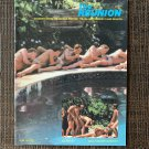 "THE REUNION 1983 WILLIAM HIGGINS ""Class Reunion"" Gay Orgy College Jocks Porn Magazine Chicken"