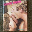 "COCK THROB #1 1981 WILLIAM HIGGINS ""Boys of San Francisco"" Gay Jocks Porn Magazine Chicken"