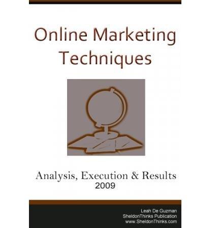 Online Marketing Techniques (eBook)