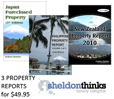 Property Market Analysis New Zealand, Japan, Philippines - eBook Collection