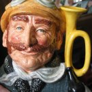 Royal Doulton Jug Large Veteran Motorist