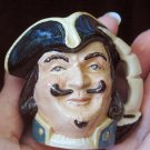 Royal Doulton Jug Miniature Captain Henry Morgan,