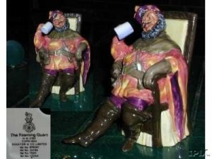 Royal Doulton Foaming Quart