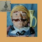 Royal Doulton Jug Small Veteran Motorist