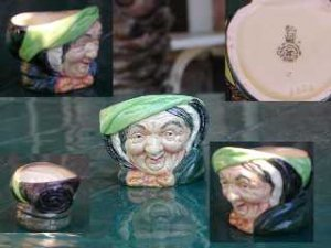 Royal Doulton Sairey Gamp Sugar Bowl,