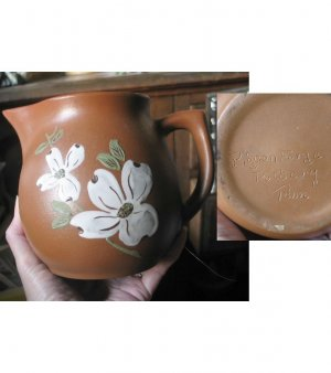 Vintage Pigeon Forge Tennessee Pitcher