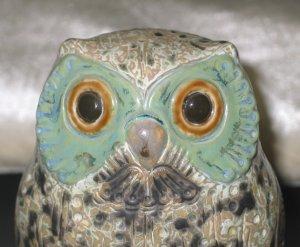 Lladro Little Eagle Owl.