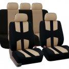Meter 9Pcs Car Seat Covers