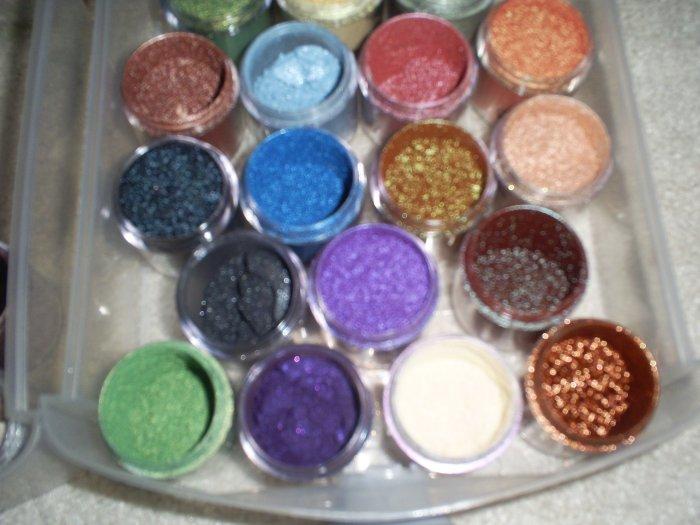 MAC Pigment samples!! U Choose!! 5 for $15.99