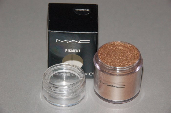"""MAC Pigment Samples """"Cocomotion"""" Rushmetal Collection ~~"""