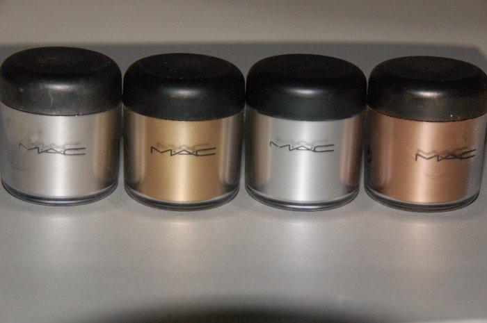 "MAC Pigment Samples ""Pro Metal Color Set"" (free ship)"