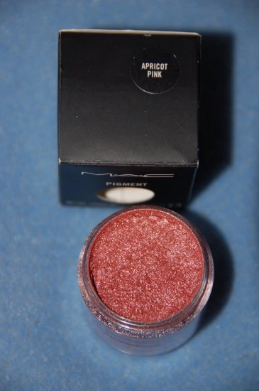 "MAC Pigment Samples ""Apricot Pink""  ~ Limited Edition"