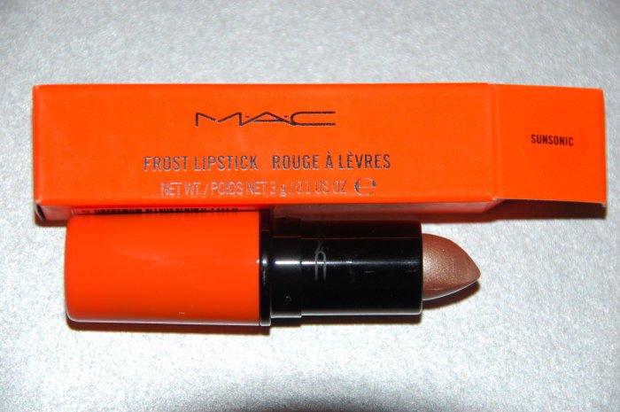 "MAC Lipstick ""Sunsonic""  NEO SCI FI COLLECTION!!"