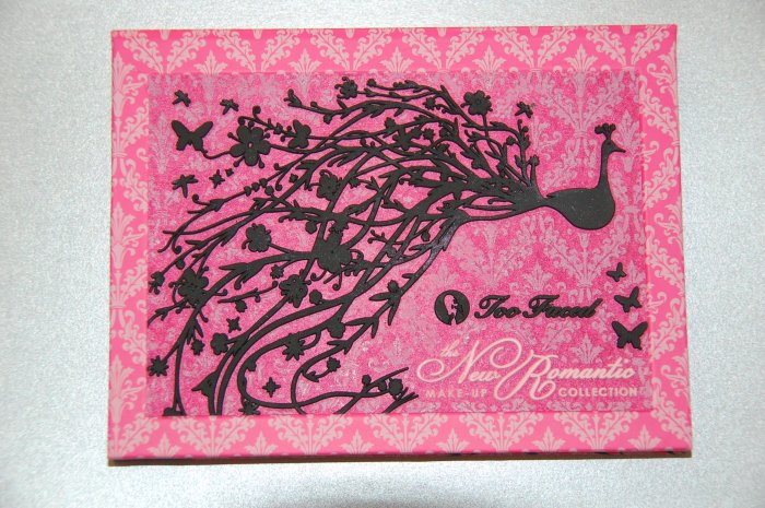 """Too Faced """"The New Romantic Makeup Collection"""" RARE/Limited Edition"""