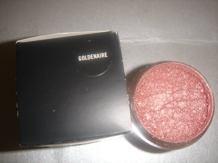 "MAC Pigment Samples ""Goldenaire"" ~RARE/LE~"
