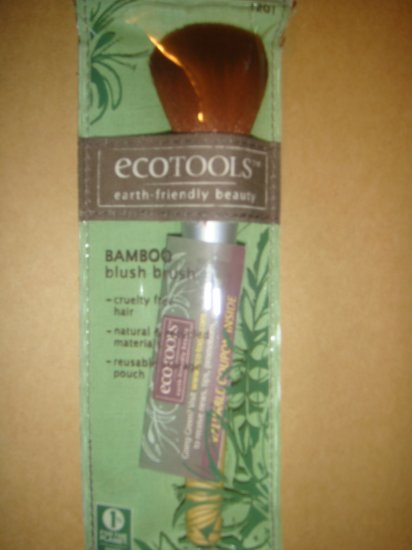 "EcoTools ""Blush Brush"" Brand NEW  Earth Friendly"