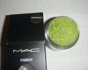 "MAC Pro Samples: ""Chartruese"" 1/4 tsp"