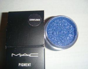 """MAC Pigment Samples """"Cornflower""""  (1/4tsp)"""