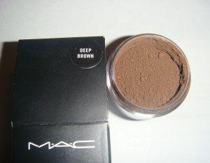 "MAC Pigment Samples: ""Deep Brown"" 1/4 tsp"