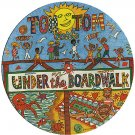 "TOM TOM CLUB- Under the Boardwalk  Vintage Vinyl Picture Disc 12"" MINT"