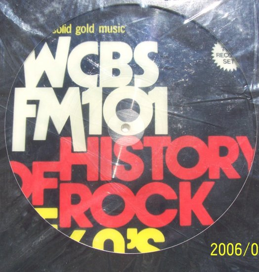 HISTORY OF ROCK PART 1   WCBS FM101  Rare