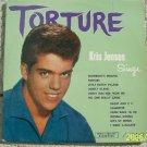 KRIS JENSEN TORTURE Original  Hickory Label 110 Mono Rare Vintage Vinyl Record