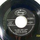 CLYDE MC PHATTER    Best man cried RARE vinyl record 45rpm