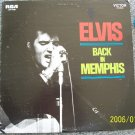 Elvis Presley Back In Memphis Vinyl LP  Lsp4429 1970