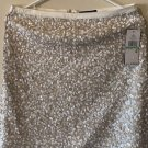 new tommy hilfiger Women's Sequin Skirt Mini Skirts Night Out Party