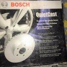 new bosch quietcast premium disc brake rotor 34010877