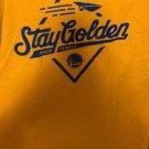 New Gsw T-shirt XL 2019 stay golden 2019 finals