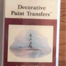 """Instant expressions decorative paint transfer LIGHTHOUSE 35x24"""""""