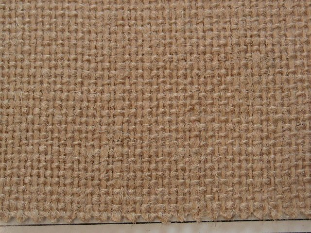 Primitive Rug Hooking - Burlap 60 inches wide - Shorn Sheep Wools