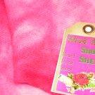 Hand Dyed Rug Hooking Wool w/Lanolin~ ROSE RED ~Shorn Sheep~Fat Quarter~FREE US SHIP