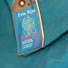 PRIM BLUE - Hand Dyed Lanolin Wool - Rug Hook, Penny Rug - Shorn Sheep - Free US Ship - 1/4 YD