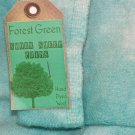 Forest Green~Hand Dyed Wool~Shorn Sheep~US SHIPS FREE~Fat Quarter Yard