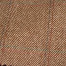 TWEED NO.3 - 100% wool fabric - Light Camel Tweed - off the bolt - 5 yards - Shorn Sheep Wools