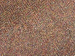 TWEED NO.4 - 100% wool fabric - Olive Tweed - off the bolt - 5 yards - Shorn Sheep Wools