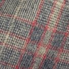 TWEED NO.10 - 100% wool fabric - LT GREY/BLUE Tweed - off the bolt - 5 yards - Shorn Sheep Wools