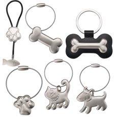 Pet Studio Key Rings