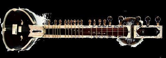 Special Gulabpatta sitar Half Decoration