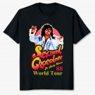 Coming to America T-Shirt - Randy Watson and the Sexual Chocolate World Tour 88