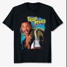 The Fresh Prince of Bel-Air Sitcom Black Unisex T Shirt Funny Tee
