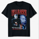 Hellraiser Supernatural Horror Film Unisex Black T Shirt Movie Tee