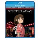 Spirited Away Studio Ghibli Blu-ray DVD