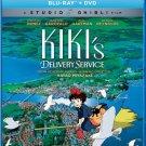 Studio Ghibli Kiki's Delivery Service (Blu-ray) DVD